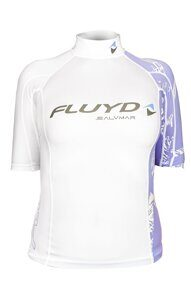 Футболка из лайкры FLUYD RASH GUARD lady
