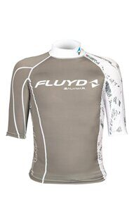 Футболка из лайкры FLUYD RASH GUARD man